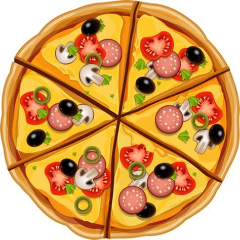 pizza dessin