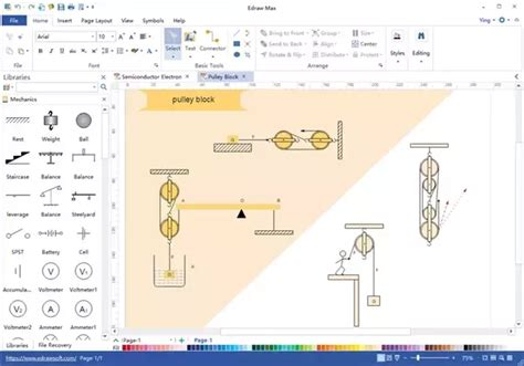 physics drawing software physics diagram drawing software images how to guide and