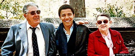 barack obama grandparents biography celebrities who are best friends with their grandparents