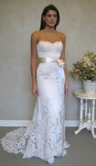 wedding dresses for a second marriage second marriage bridal dresses wedding photos