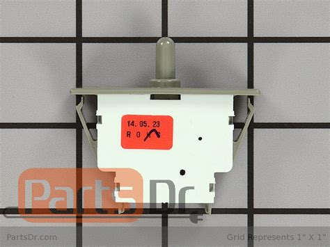 Switch Door Mesin Cuci Lg 6600jb3007b lg push button door switch parts dr