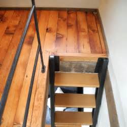 Interior Ladder Stair Design Modeled Ships Ladder Attic And Attic Stairs Pinterest
