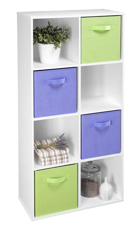 Closetmaid Stack Hang Cube Organizers Closetmaid Cubeicals 8 Cube Organizer Ebay