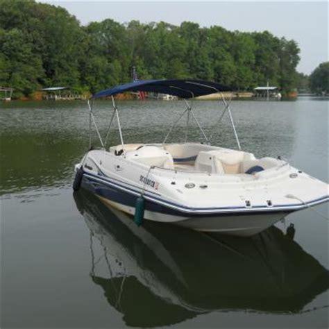 hurricane deck boat  io   sale   boats  usacom