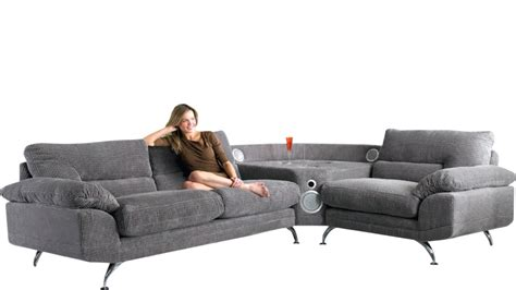 sofa with ipod dock why does this ipod dock sofa exist