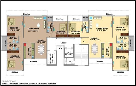 equinox floor plan contemporary sea view 3 bedroom apartments at kesar