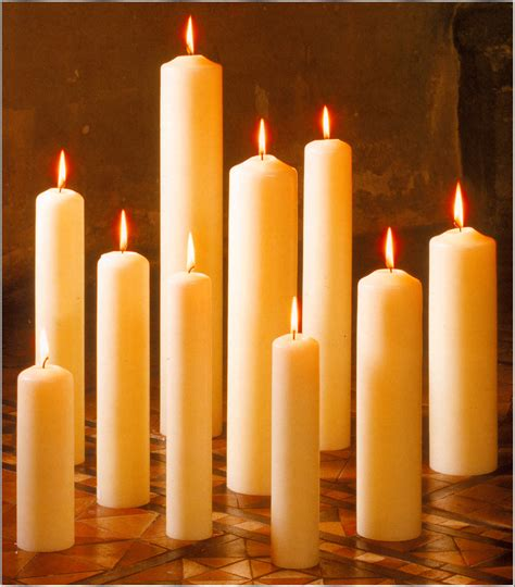 Candles For Candlesticks Candles