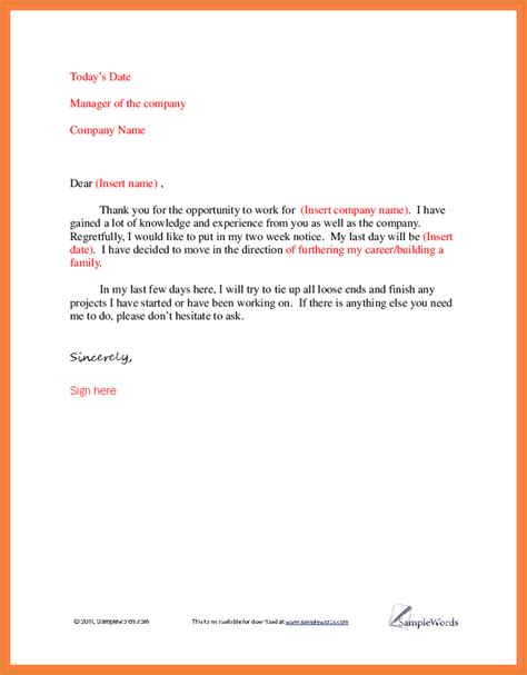 Grateful For The Opportunity Resignation Letter Thankful Resignation Letter Sop