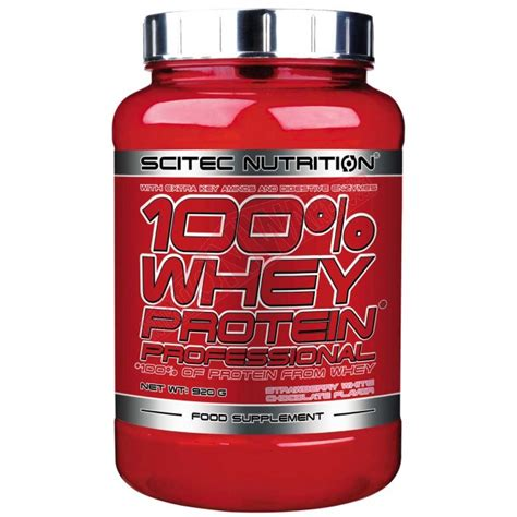 Whey Isolate Scitec Nutrition 100 Whey Protein Professional By Scitec Nutrition Big