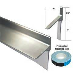 shower door drip rail replacement framed shower door replacement drip rail chrome framed