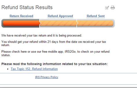 2015 irs tax refund schedule irs where s my refund