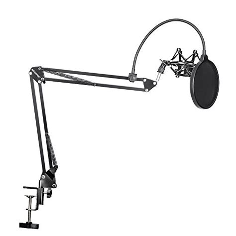 Holder Mic Import neewer nb 35 microphone suspension boom scissor arm stand with import it all