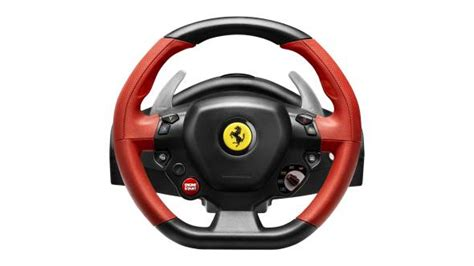 Xbone 458 Spider Steering Wheel Buy Thrustmaster 458 Spider Racing Wheel For Xbox