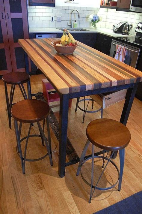 butcher block kitchen island contemporary kitchen 25 best ideas about butcher block dining table on