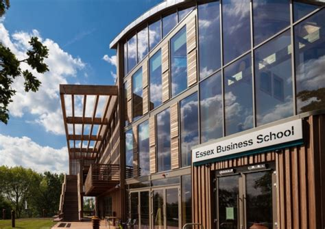 Essex Mba by Essex Business School Unveils Its New Zero Carbon Home At