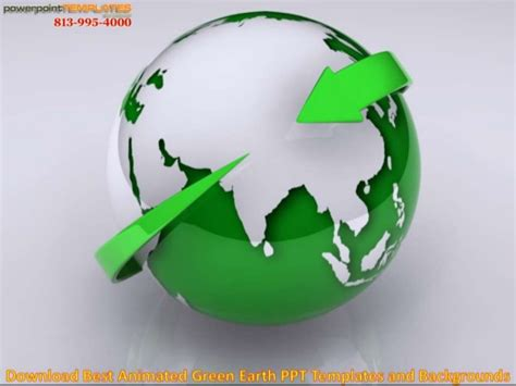 ppt templates free download green earth download best animated green earth ppt templates and
