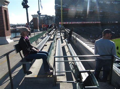 best seats att park best seats for san francisco giants at at t park 2016