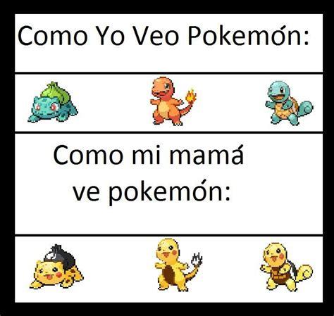 Pokemon Memes En Espaã Ol - memes pokemon rianse pok 233 mon en espa 241 ol amino