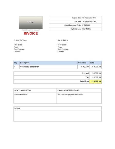 template for receipt of search results for free rent receipt template word