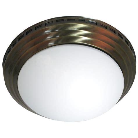 decorative kitchen exhaust fans nuvent decorative antique brass dome 100 cfm ceiling