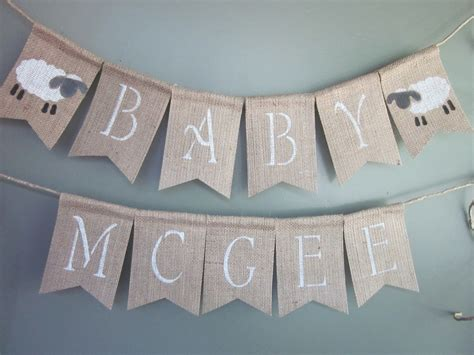bathroom banner lamb baby shower banner lamb shower bunting by