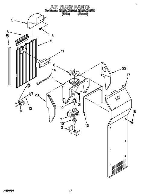 roper refrigerator wiring diagram harley sportster turn