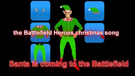 new themes songs download battlefield heroes the new christmas theme song