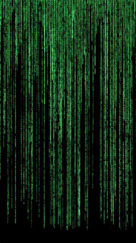 vertical wallpaper for walls the matrix green vertical flowing text iphone 6 wallpaper