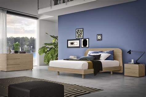 mobili moderni da letto napol 8020 piloni mobili