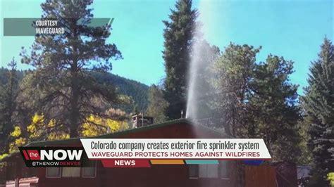 colorados waveguard creates  automatic exterior fire