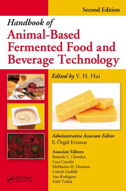 E Book Fermented Food For Health handbook of animal based fermented food and beverage technology second edition