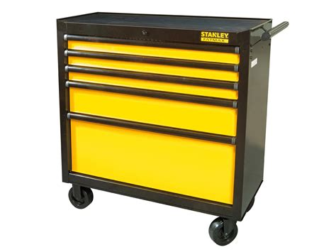 stanley tool chest cabinet stanley fmht0 74027 fatmax 36in 900mm tool cabinet