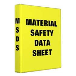 Msds Cover Sheet Template by Msds Binder Cover Page Pictures To Pin On