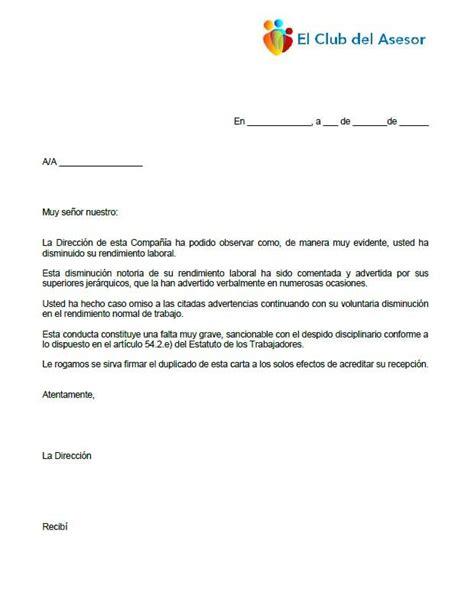 ejemplo carta de despido laboral m 225 s de 1000 ideas sobre modelo carta en pinterest carta