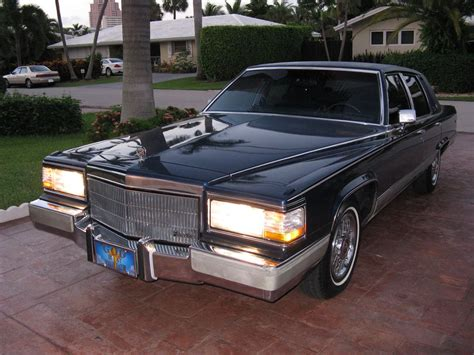 Used Cadillacs For Sale By Owner by 1990 Cadillac Brougham Classic Car Fort Lauderdale Fl