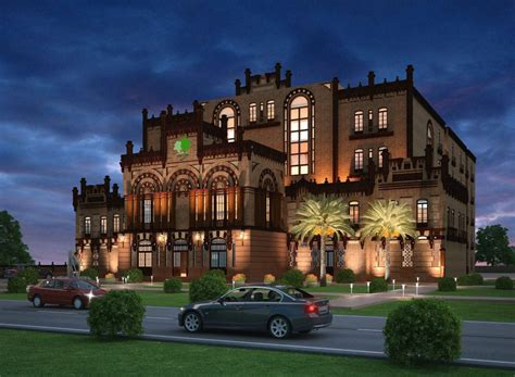 Home Maps Design 10 Marla by 3d Front Elevation Com Marriage Banquet Hall 3d Front