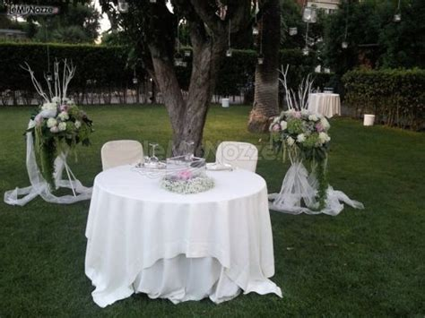 allestimento tavolo sposi foto 12 addobbi floreali location allestimento