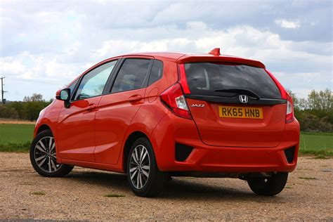 honda jazz honda jazz review parkers