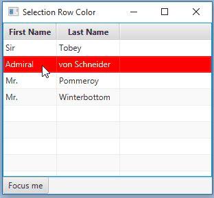 Kendo Grid Row Template Alternate Color