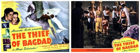 The Thief Of Bagdad review the thief of bagdad 1940 hnn