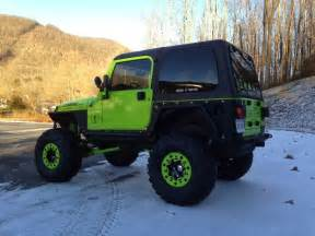 Jeep Tj Custom The Coolest Custom 1997 Jeep Wrangler Auto Restorationice