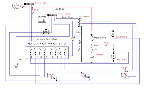 lowrance hdi wiring diagrams pictures to pin on
