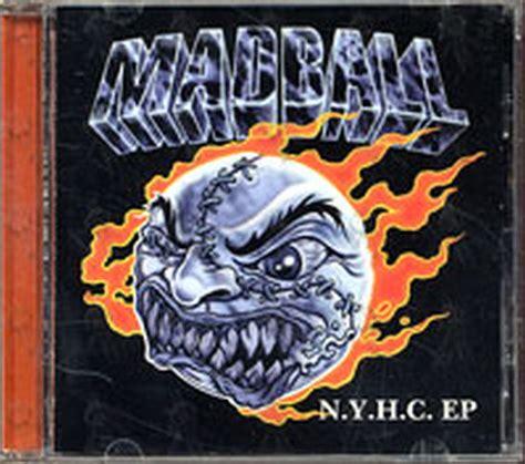 N Y Records Madball N Y H C Ep Cd Single Ep Records