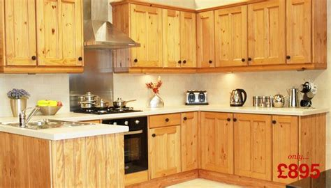 Unfinished Pine Kitchen Cabinets by Wood Kitchen Cabinets Solid Pine Kitchens Solid Wood