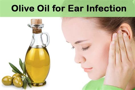 remedy for ear infection olive for ear infection
