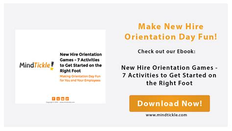 Themes For New Hire Orientation | new hire orientation ideas for employee engagement beyond