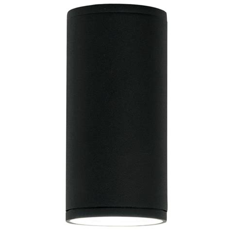 matte black walls filament design celestial 1 light outdoor matte black wall