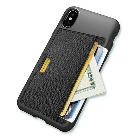 silk q card iphone x wallet gadgetsin