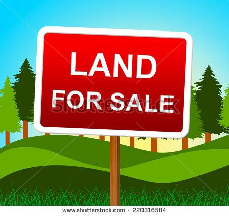 land for sale stock photos images pictures