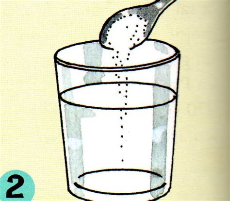 experimento agua con sal comprobando el peso del agua dulce y agua salada